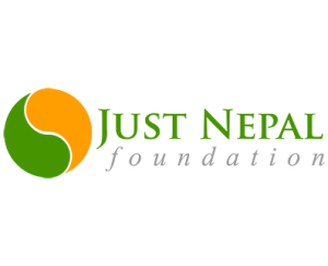 Just Nepal Foundation logo
